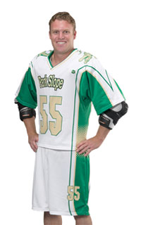 Crossover Custom Sublimated Lacrosse Jersey