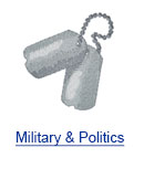Military & Politics Embroidery Clipart