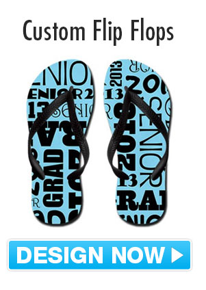 Design Custom Flip Flops Now!