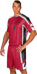 Breakaway Custom Sublimated Soccer Jersey