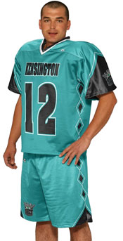 Diamond Custom Sublimated Lacrosse Jersey