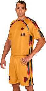 Striker Custom Sublimated Soccer Jersey