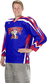 Clincher Custom Sublimated Hockey Jersey