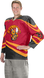 Typhoon Custom Sublimated Hockey Jersey