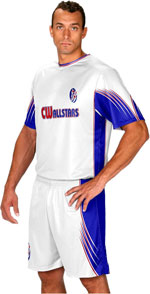 Shootout Custom Sublimated Soccer Jersey