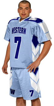 Goal Custom Sublimated Lacrosse Jersey