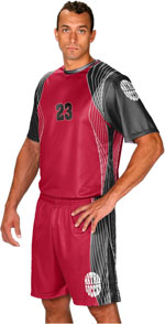 Premier Custom Sublimated Soccer Jersey