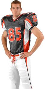 Scramble Custom Sublimated Football Jersey