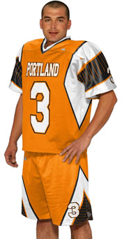 Keyline Custom Sublimated Lacrosse Jersey