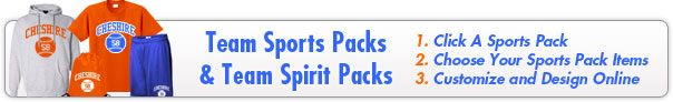 Sports and School Packs