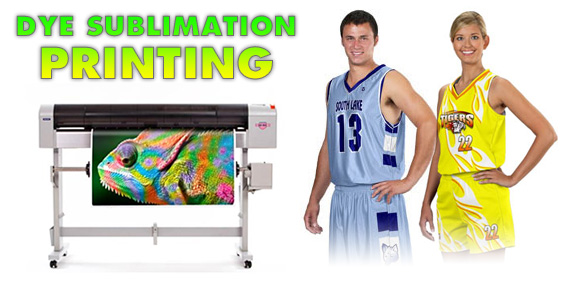 dye sublimation jerseys and sportswear