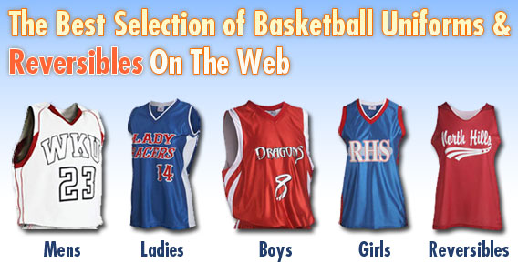 custom basketball uniforms and custom jerseys