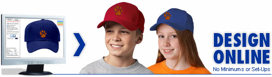 Custom Youth Hats and Custom Youth Caps