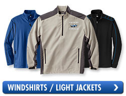 Windshirts & Light Jackets