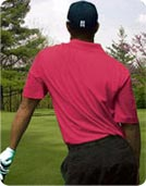 Tiger Woods Golf Shirts