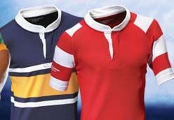 Rugby Stretch Performance Rugby Shirts