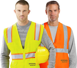 Custom Safety Clothing