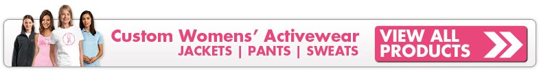 Custom Womens Activewear