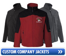 Custom Company Jackets