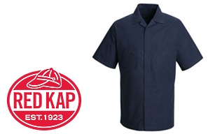 Custom Red Kap Work Uniforms