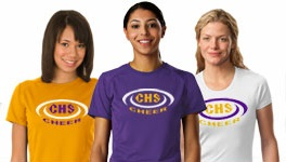 Custom Ladies Performance T-Shirts
