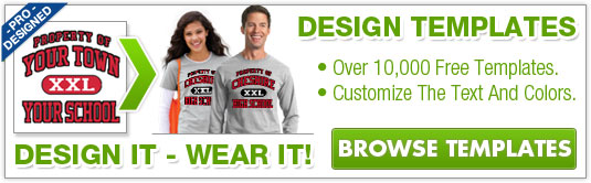 Sweatshirt Print Designs