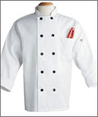 Custom Chef Jackets