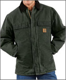 Custom Rugged Coats