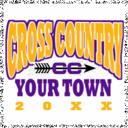 Cross Country-204 (Full Color)